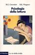 Cover of Psicologia della lettura