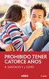 Cover of Prohibido tener catorce años