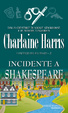 Cover of Incidente a Shakespeare. I misteri di Lily Bard
