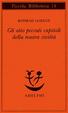 Cover of Gli otto peccati capitali della nostra civiltà