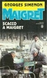 Cover of Scacco a Maigret