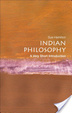 Cover of Indian Philosophy: A Very Short Introduction