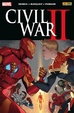 Cover of Civil War II #1