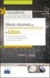 Cover of Metodi e strumenti per l'insegnamento e l'apprendimento del latino