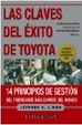 Cover of Las claves del éxito de Toyota