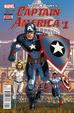 Cover of Captain America: Steve Rogers Vol.1 #1