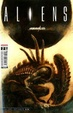 Cover of Aliens #2