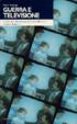 Cover of Guerra e televisione