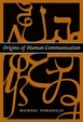 Cover of Origins of Human Communication