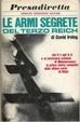 Cover of Le armi segrete del Terzo Reich