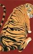 Cover of Lo zio del barbiere e la tigre che gli mangiò la testa