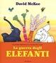 Cover of La guerra degli elefanti