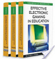 Cover of Handbook of research on effective electronic gaming in education