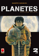 Cover of Planetes vol.2 (di 3)