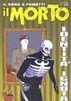 Cover of Il Morto n. 10