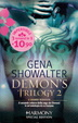 Cover of Demon's Trilogy 2