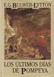 Cover of Los últimos días de Pompeya