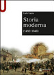 Cover of Storia moderna (1492-1848)