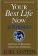 Cover of Your Best Life Now Journal