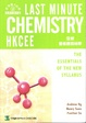 Cover of Last Minute Chemistry