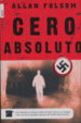 Cover of Cero Absoluto