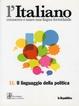 Cover of Il linguaggio della politica