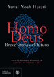 Cover of Homo deus