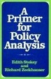 Cover of Primer for Policy Analysis