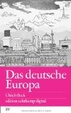 Cover of Das deutsche Europa