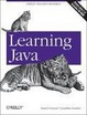 Cover of Learning Java