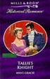 Cover of Tallie's Knight