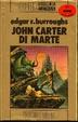 Cover of ! SCHEDA DOPPIA John Carter di Marte