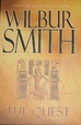 Cover of The Quest by Wilbur Smith