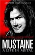 Cover of Mustaine: A Life in Metal