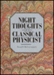 Cover of Night Thoughts of a Classical Physicist