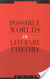 Cover of Possible Worlds in Literary Theory
