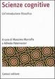 Cover of Scienze cognitive. Un'introduzione filosofica
