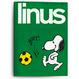 Cover of Linus: anno 2, n. 7, luglio 1966