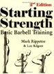 Cover of Starting Strength