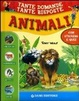Cover of Animali. Con adesivi