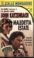 Cover of Maledetta estate