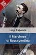 Cover of Il marchese di Roccaverdina