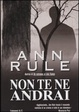 Cover of Non te ne andrai