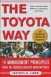 Cover of The Toyota Way