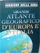 Cover of Grande atlante geografico d'Europa e d'Italia