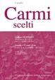 Cover of Carmi scelti
