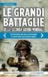 Cover of Le grandi battaglie della Seconda guerra mondiale