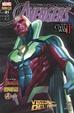 Cover of Avengers n. 70