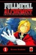 Cover of Fullmetal Alchemist 1