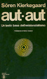Cover of Aut-Aut